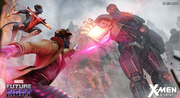 MARVEL Future Fight'a yeni X-Men kahramanları katıldı