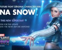 Süper kahraman, 'Luna Snow' MARVEL Future Fight oyununa katıldı