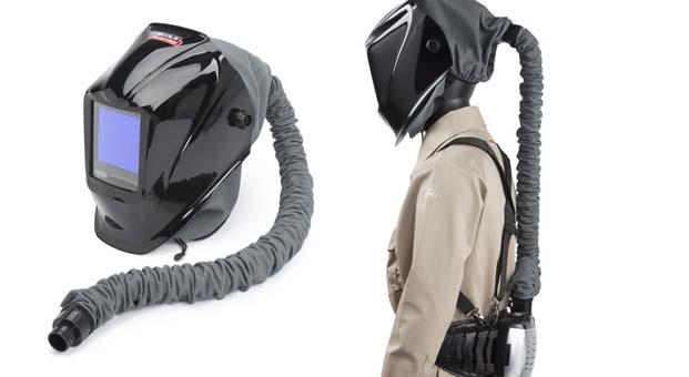 Askaynak'tan iş ve işçi sağlığını koruyan Kaynak Maskesi VIKING PAPR 3350