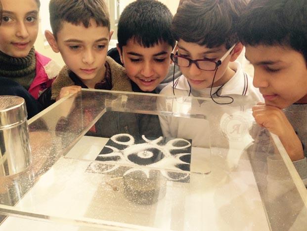 Harika Matematik Sergisi çocuklarla buluşacak