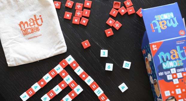 Matematiği sevdirecek oyun: Mati