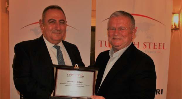MATİL' de yeni başkan Mustafa Tecdelioğlu