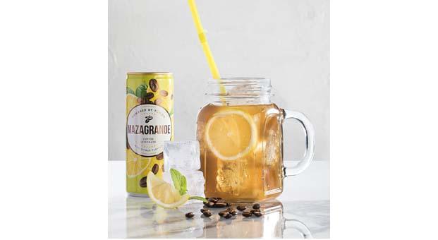 Tchibo'dan sıcak yaz günleri için kahve ile limonun nefis uyumu yepyeni bir tat: Mazagrande