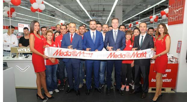 MediaMarkt 3 günde 2 yeni mağazaaçılışıyla liderliğe koşuyor