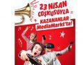 MediaMarkt 23 Nisan coşkusunu kaçırılmayacak fırsatlarla yaşatıyor