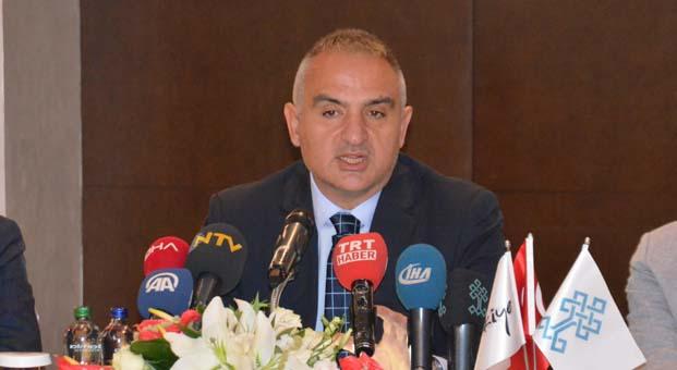 Turizm Bakanı Mehmet Ersoy Moskova'daki Türkiye Festivali'ne katılacak