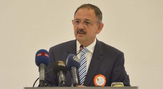 Mehmet Özhaseki: Kentsel dönüşüme hız kazandırılacak