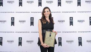 Treso İç Mimarlık imzası taşıyan Villa No7 ödüle layık görüldü