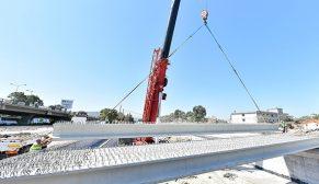 Meles Köprüsü çalışmaları bitiyor