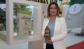 DYOTHERM ISOLTECO 110 'Yılın Isı Yalıtım Ürünü' seçildi