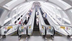 Yürüyen merdivenin 125. yıl dönümü
