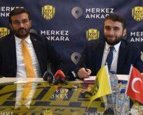 Merkez Ankara'dan Ankaragücü'ne sponsorluk desteği