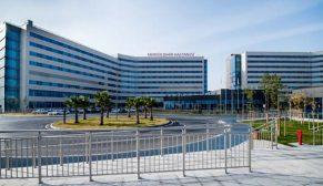 Mersin Şehir Hastanesidünya standartlarında dijital hastane olarak tescillendi