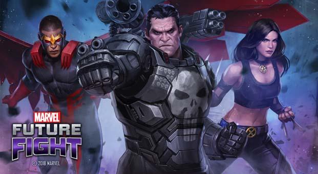 MARVEL Future Fight'a X-23 ve Warlock katıldı