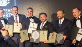 European Property Awards'tan MESA'ya çifte ödül