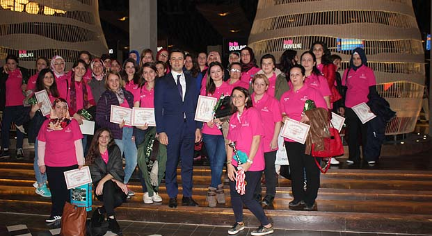 Mesan Kilit'ten kadın çalışanlar için özel etkinlik