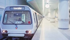 İstanbul'da yıl sonuna kadar 4 metro daha hizmete girecek