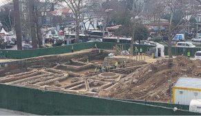 İstanbul'daki metro inşaatından tarih çıktı