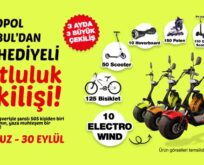 Metropol İstanbul'da yüzlerce muhteşem hediyeden biri sizin