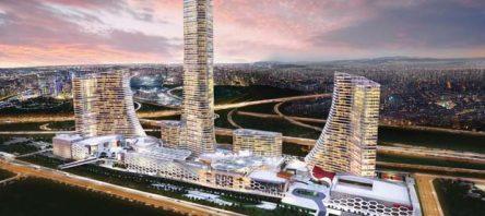Metropol İstanbul'un yüzde 97'si tamamlandı