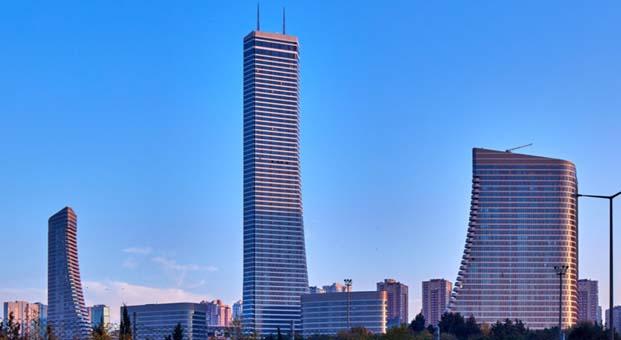 Guardian Glass'tan camın modern yorumuna eşsiz bir örnek: Metropol İstanbul