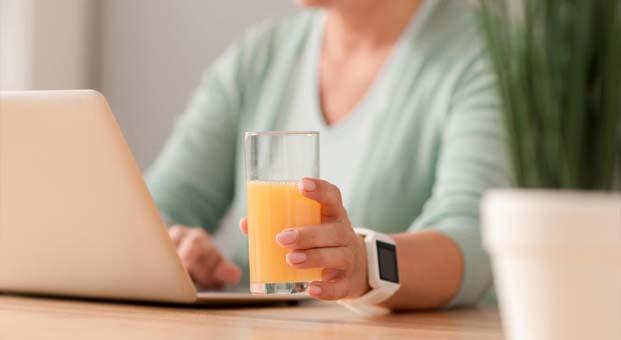 Meyve suyunun çocukların fizyolojik gelişimine etkisi büyük