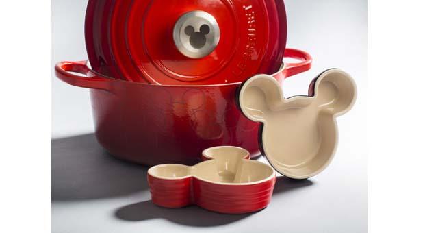 Le Creuset, Mickey Mouse özel koleksiyonunu tanıttı