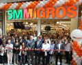 Bilkent Center'da 5M Migros açıldı