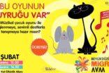 """""""Bu Oyunun Kuyruğu Var"""" Tiyatro Oyunu Beylikdüzü Migros AVM'de çocuklarla buluşuyor"""