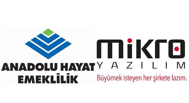"""Mikro Yazılım ve Anadolu Hayat Emeklilik'ten """"Otomatik Katılım""""da önemli iş birliği"""