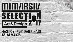 MIMARSIV Selection 2017 başlıyor