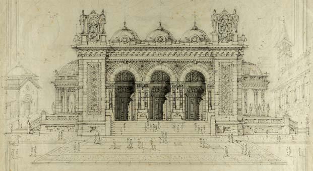 Mimarlık geçmişi mercek altına alınıyor