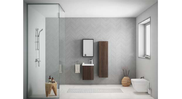 Dar banyolar için akılcı çözüm: Mio
