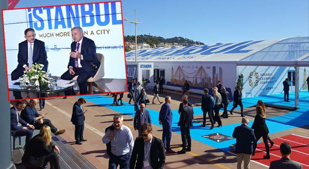 İstanbul 'güç birliği' ile MIPIM'in 'kalbi'ne yerleşti