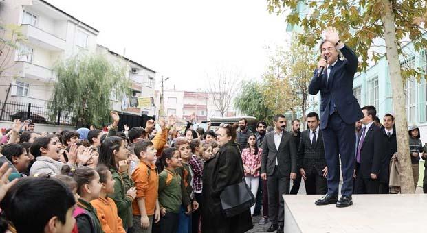 Misbah Demircan: Okmeydanı'nda ilk kazmayı vuruyoruz