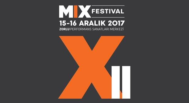 MIX Festivali ikinci defa 15-16 Aralık'ta Zorlu PSM'de