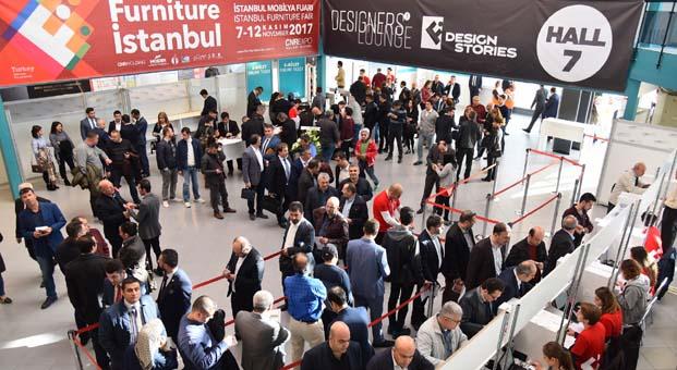 Mobilya sektörüFurniture İstanbul'da buluştu