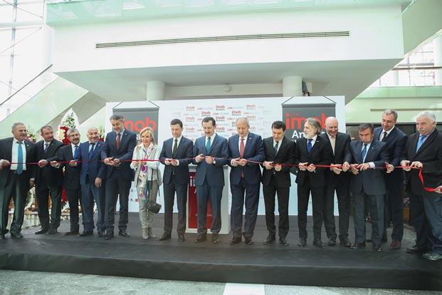 Mobilya ticaretinin kalbi CNR İMOB Ankara'da atıyor