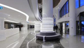 Bahçeşehir Medical Park'ta Addo Furniture imzası