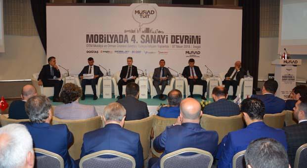 MÜSİAD Mobilyada 4. Sanayi Devrimi Türkiye İstişare Toplantısı