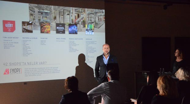 42 Maslak'ta hayata geçecek olan Modül İstanbul Lab heyecan yarattı