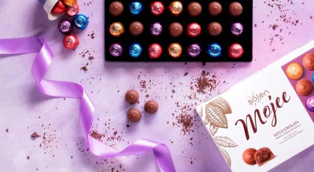 Şölen'den bayrama özel bir çikolata: Mojee