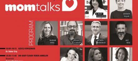 MomTalks 2018'in teması belli oldu:BilinçliEbeveynlik