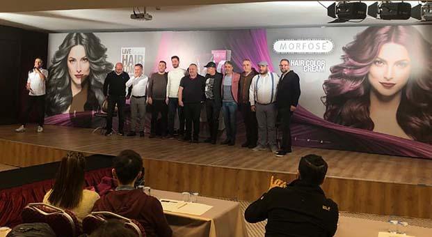 Morfose Cosmetics, 2020 kuaför eğitimlerine Uludağ'da başladı