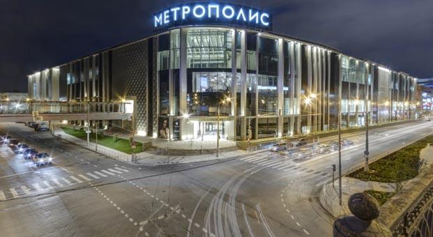 ESTA'nın inşa ettiği Moskova Metropolis II AVM'ye büyük ödül