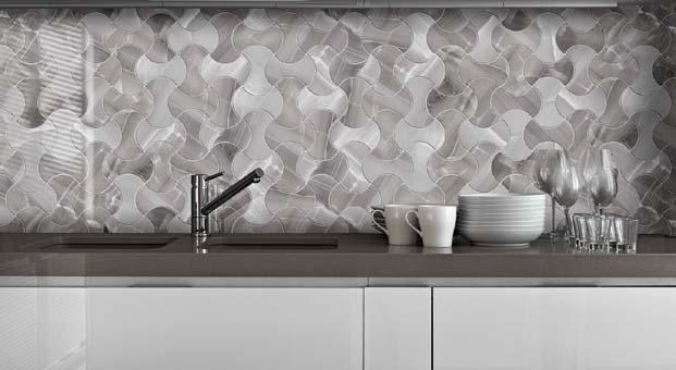 Seramikte yükselen trend mozaik ürünler