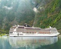 Muhteşem gemi ile sıradışı rotalara