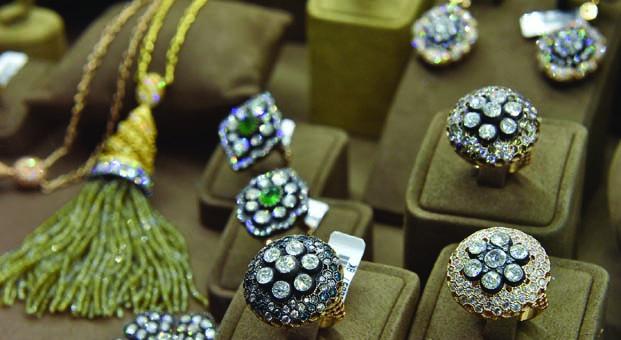 Mücevher sektörü 45. kez İstanbul'da buluşuyor