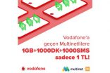 Multinet Up'tan Şirketlere Özel Vodafone Tarifeleri