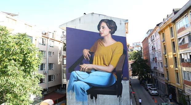 Kadıköy Mural Festivali sona erdi